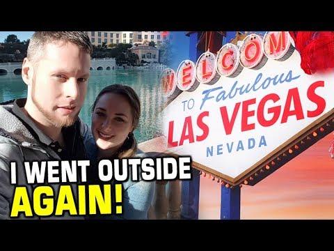 Troydan goes to Las Vegas