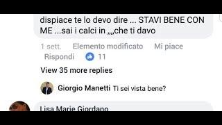 UominieDonne: Giorgio Manetti umilia una fan | WInd Zuiden