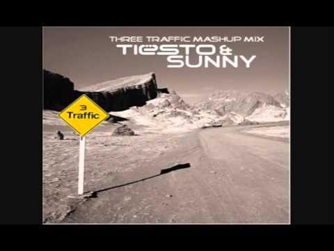 SNSD Sunny - Three Traffic (DJ Tiesto MashUp Mix)