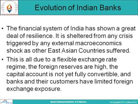 Indian Banking System-Session-1