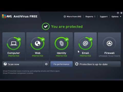 download and install Top 3 Best FREE Antivirus Softwares 2016 2017 (AVG _ AVAST _Bitdefender  )