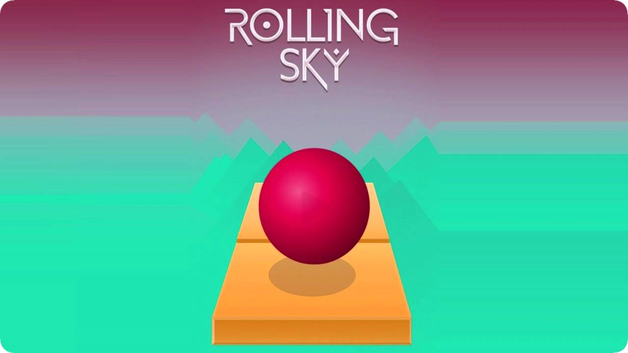 Rolling Sky Soundtrack level 10 (X) (HQ) [Now level Castle ... Rolling Sky