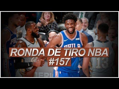 RONDA DE TIRO NBA 157 - ¿DÓNDE IRÁ LEBRON JAMES?