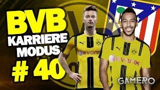 FIFA 17 KARRIEREMODUS BVB #40 ♕ KOMMEN WIR INS VIERTELFINALE? ♕FIFA 17 Karrieremodus German