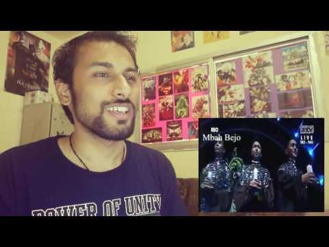 Ayu ting ting - Ost Jodha Akbar | Reaction
