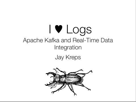 I ♥ Logs: Apache Kafka and Real-Time Data Integration
