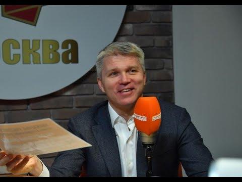 Радио КП: интервью Павла Колобкова