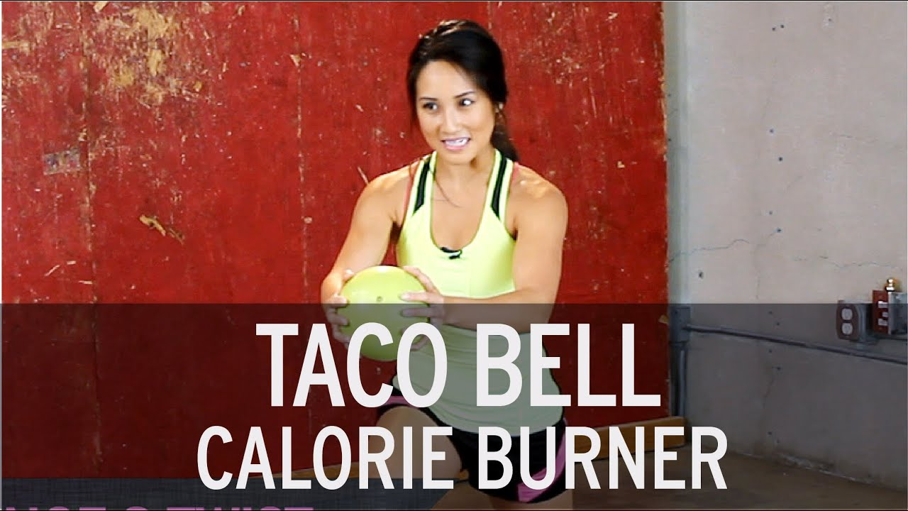 Taco Bell Calorie Burner: Insane Workout