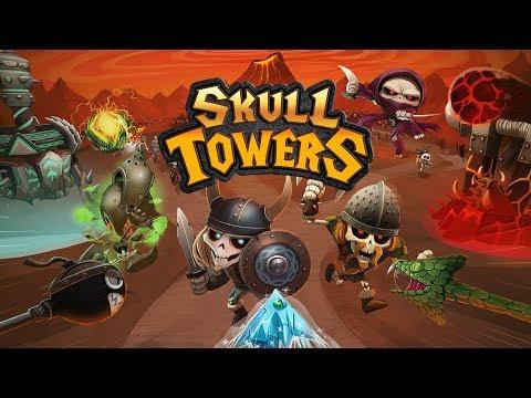Skull Tower - Strateji - Kule Savunma Oyunu