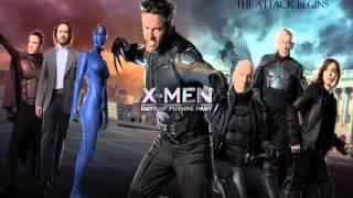 16 The attack begins X MEN DOFP Soundtrack