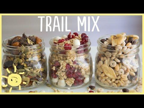 EAT | Trail Mix 3 Ways