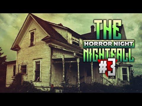 Стрим TheNightfall Прохождение   Дожить до рассвета Хоррор найт стрим - Horror night Найтфалл