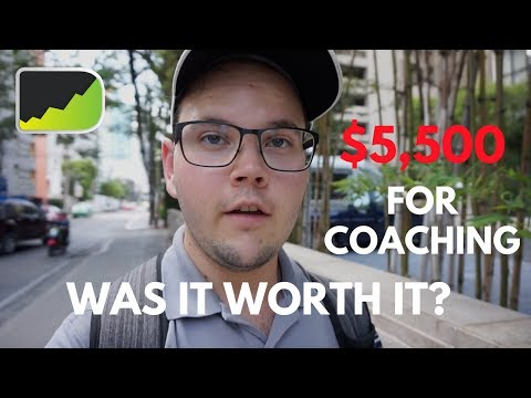What I Got After Spending $5,500 On Coaching...Worth it? | Bangkok Forex Trading Vlog