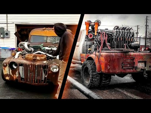 CRAZIEST And POWERFUL TRUCKS (Hot Rod) | ROLLING COAL