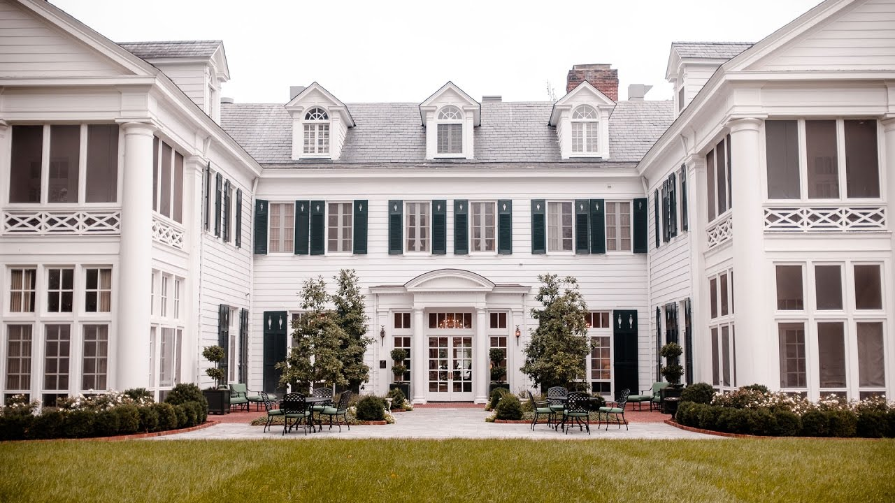 The south 39 s most beautiful estates southern living youtube for Southern estates homes