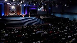 """""""Jesús está tocando el mundo"""" Pastor Francisco Barrios (Viernes 27-03-2015)"""