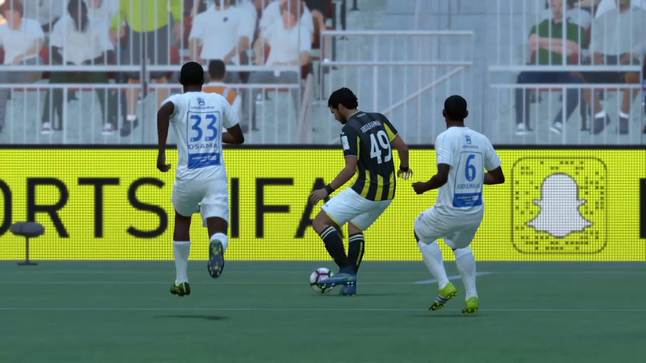 cbd4c9dfc568 FIFA 17 - AL ITTIHAD VS AL HILAL GAMEPLAY - SAUDI ARABIA DAWRY JAMEEL  LEAGUE. SubscribeBeltasyStyleGaming4LifePlease