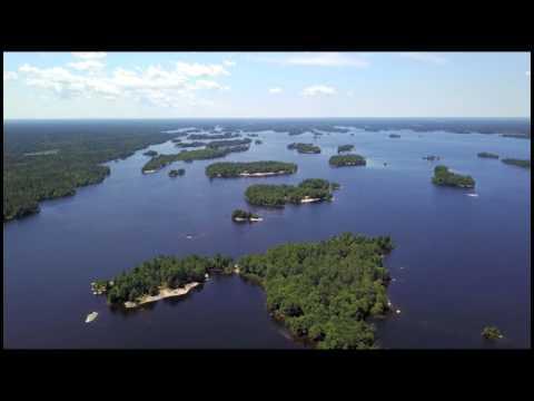 Lake Nipissing Drone Shots - Part 2