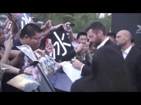 X-Men: Days of Future Past: Beijing China Premiere Cast & Celebrity Arrivals Part 1 of 2