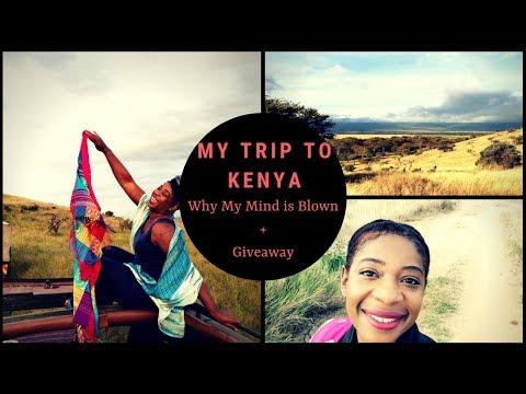 WORK TRAVEL | My Trip to Kenya! VLOG 3 of 5