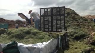 Video still for Changing the Lawn Care Industry with a Side Dump