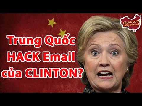 Trung Quốc HACK Email của CLINTON? | Trung Quốc Không Kiểm Duyệt