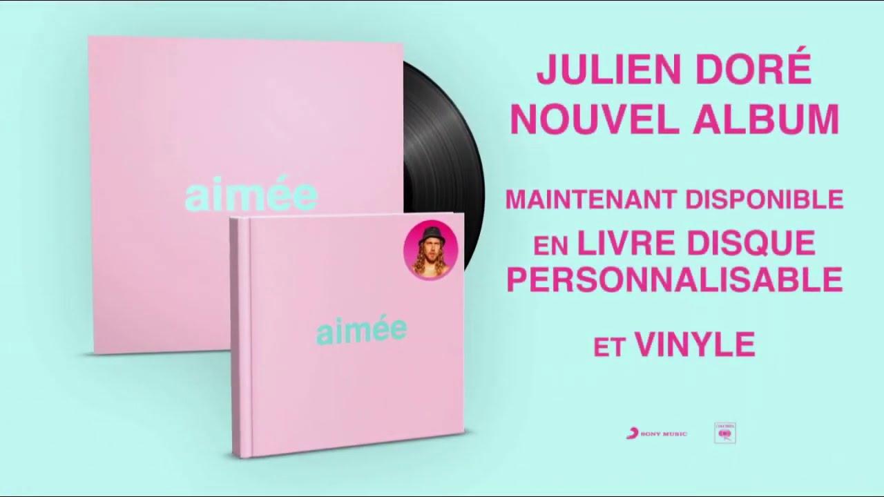 """Musique de la pub Julien Doré Aimée """"nouvel album""""  2021"""