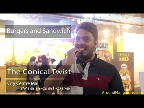 0 - The Conical Twist - City Centre Mall