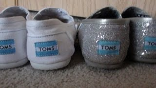 Different Ways to style TOMS!