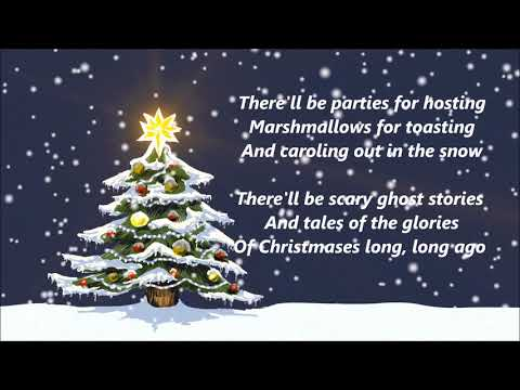 Andy Williams - It's The Most Wonderful Time Of The Year (Lyrics)