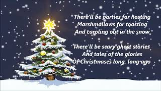 Andy Williams It S The Most Wonderful Time Of The Year Lyrics
