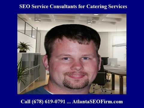 #1 SEO Services Consultant for Caterers & Catering Services in Atlanta GA