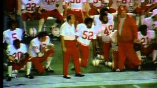 1973 Orange Bowl : Nebraska vs. ND (1st half highlights)