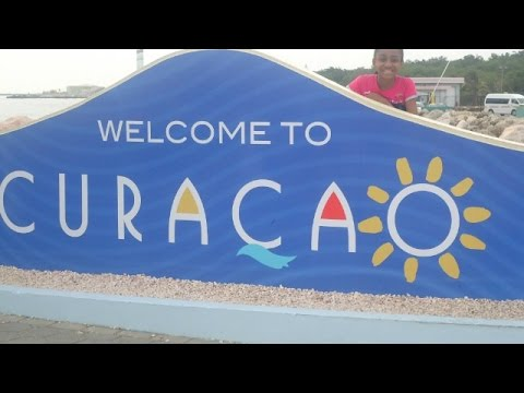 Curacao Carnival Breeze Port - Miss Teen Curaco + Brassband
