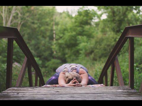 restorative yoga challenge day iii  youtube