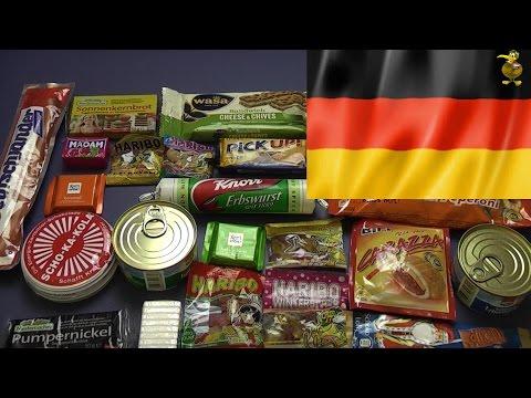 A taste of Germany!