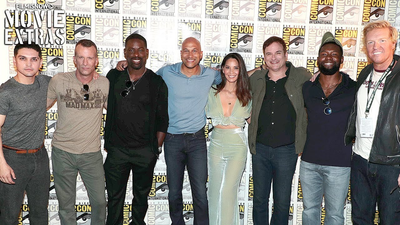 THE PREDATOR | SDCC 2018 Panel Highlights & Cast Interviews