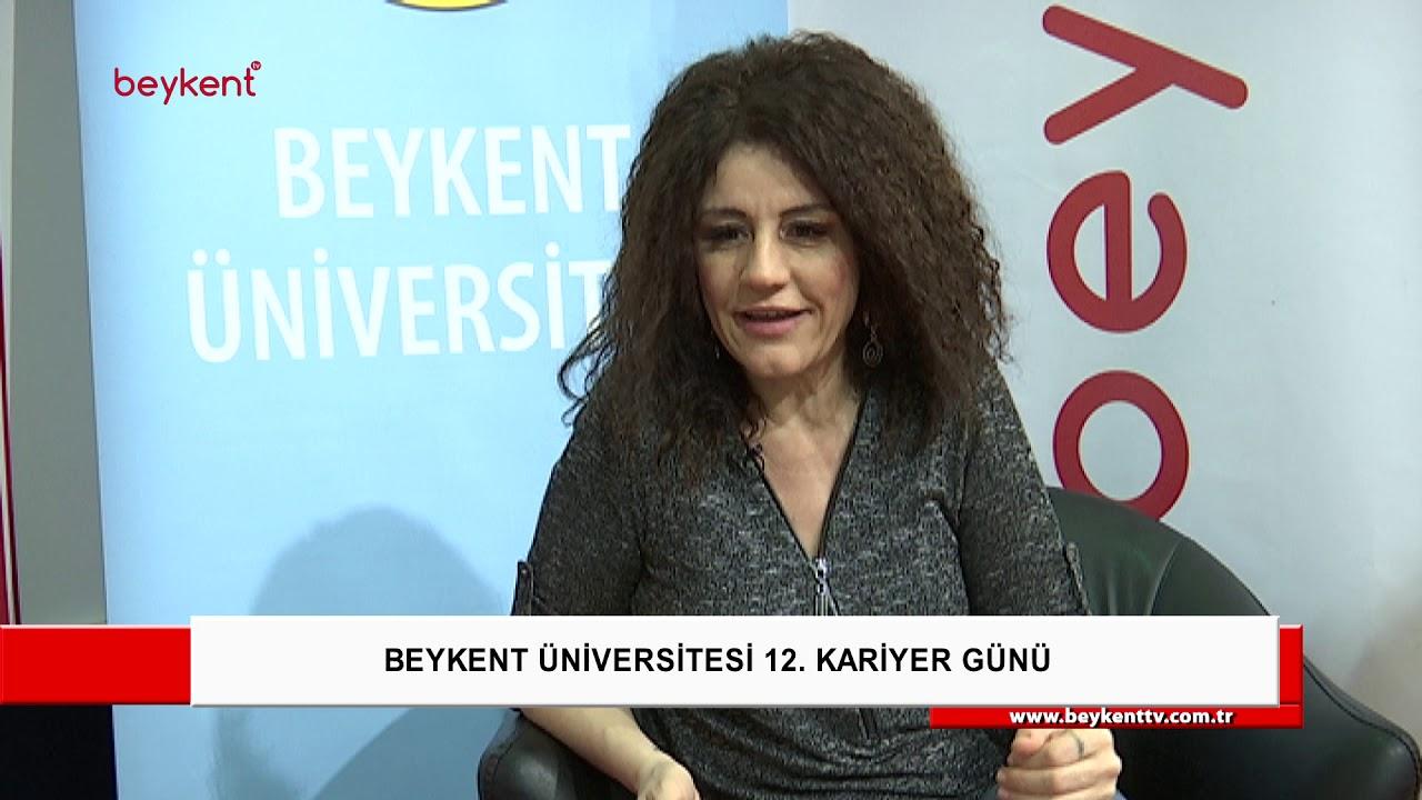 Beykent Üniversitesi 12. Kariyer Günü / Banu Noyan