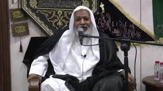 مجلس ليلة 24 محرم 1442 الشيخ عبدالله السمين