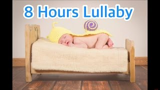 8 HOURS of Baby Sleep Music Lullaby for my Baby Music with Orgel