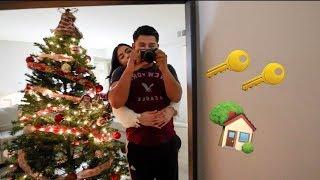 New Apartment Tour! 🔑 Vlogmas #5