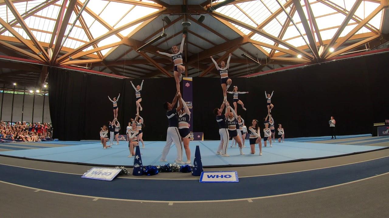 Cheerleader rencontres étudiant