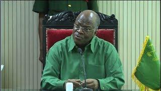 Tazama Rais Magufuli alivyowazungumzia kina Waitara, Kalanga na wengine waliohamia CCM