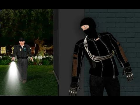 ► Thife simulator 2018 - Jewel Thief Grand Crime City Bank Robbery Games -Android gameplay