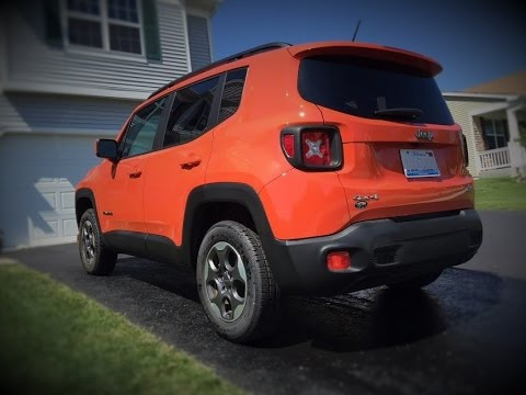 Jeep Renegade 1.4T Manual | Owner Review