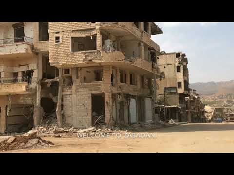 A Schizophrenic Trip To Syria - Video By Ayla Abiad