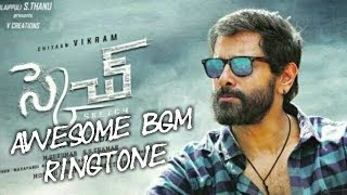 SKETCH BGM BY THAMAN || AWESOME RINGTONE || CHIYAAN VIKRAM