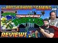 TEENAGE MUTANT NINJA TURTLES (NES) Review // The Brotherhood of Gaming