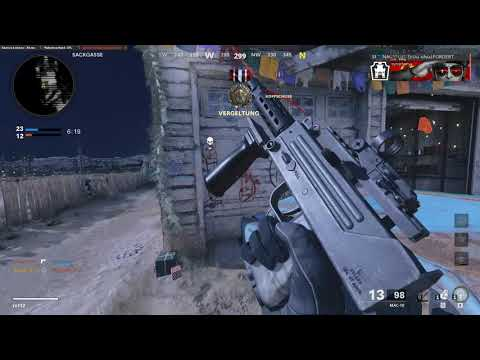 COD Black Ops Cold War | MAC-10 on Nuketown |