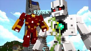 Minecraft : ARMADURAS DO HOMEM DE FERRO !! - Aventuras Com Mods #30